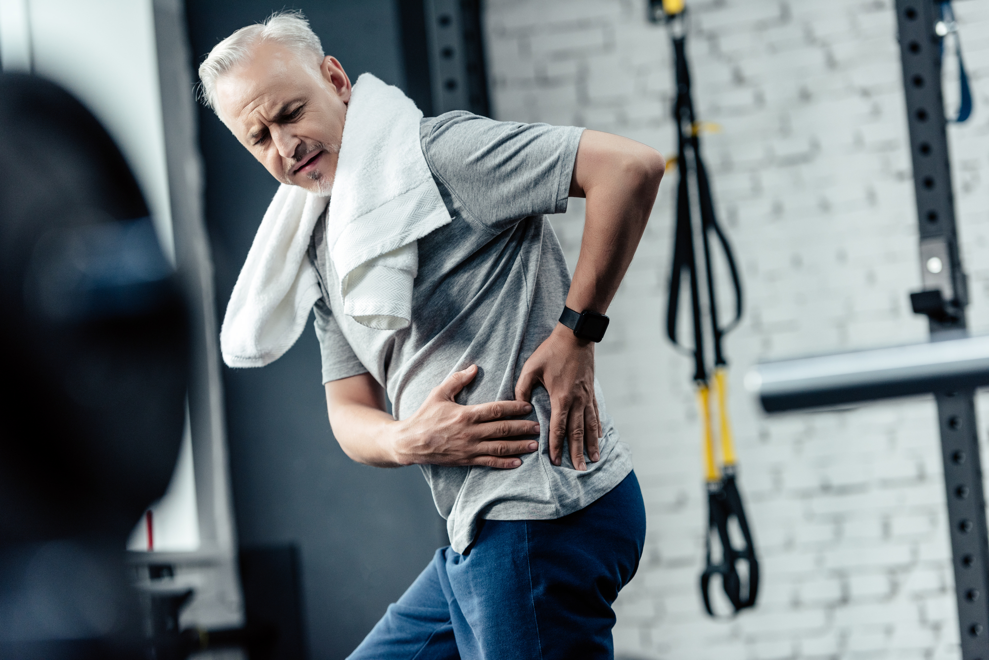 Lower Back Pain - Lower Back Injury